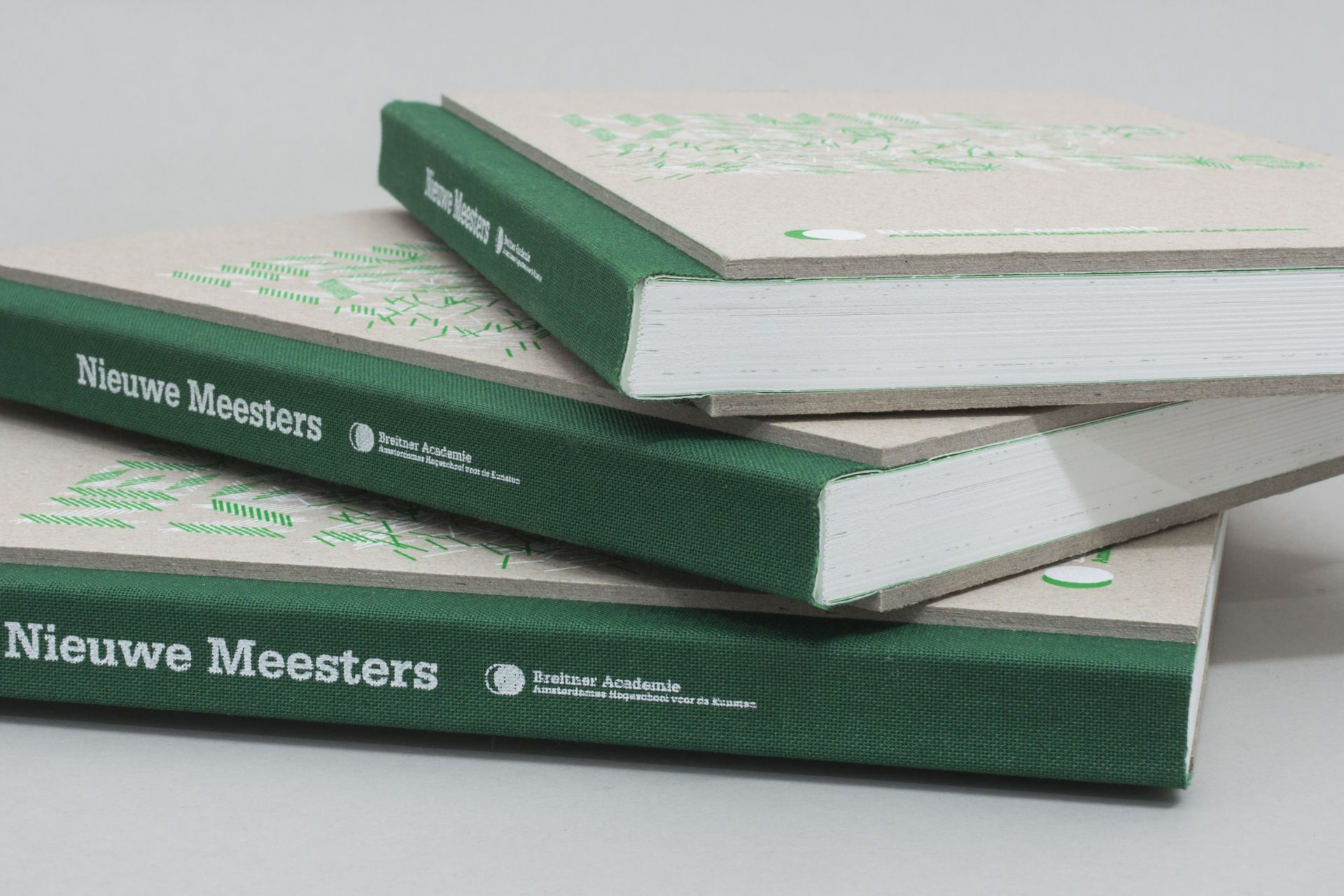 Daniël Maarleveld Nieuwe Meesters